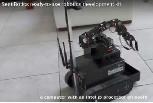 ONLINE ROBOTICS KIT
